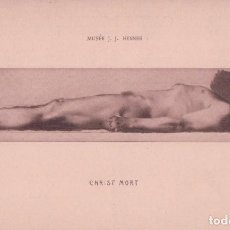 Postales: POSTAL CRISTO MUERTO - MUSEO J.J. HENNER - CHRIST MORT. Lote 93927490