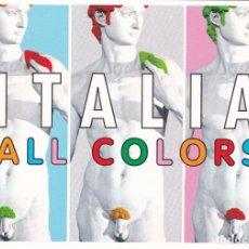 Postales: POSTAL FLORENCIA. ITALIA ALL COLORS. Lote 94869339