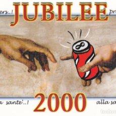 Postales: POSTAL FLORENCIA. JUBILEE 2000. Lote 94869867
