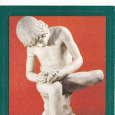 Postales: ESCULTURA HELENICA DEL MUSEO DE BERLIN POSTAL NO CIRCULADA . Lote 95154315