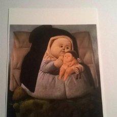Postales: FERNANDO BOTERO POTCARD NEW-15. Lote 95688883