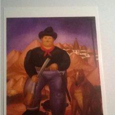 Postales: FERNANDO BOTERO POTCARD NEW-17. Lote 95689019