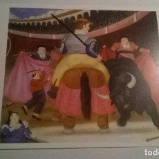 Postales: FERNANDO BOTERO POTCARD NEW-24. Lote 95689275