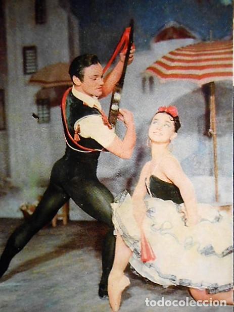 Postales: DON QUIJOTE. BALLET TEATRO BOLSHOI. MOSCU. CARPETA CON 16 POSTALES. MUY RARO . SIN CIRCULAR - Foto 10 - 98447103