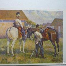Postales: POSTAL EXTRANJERA ARTE-PINTURA H.KLEIN BB. Lote 99297079