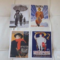 Postales: LOTE DE POSTALES EXPOSICIONES MUSEO PICASSO. Lote 99451071
