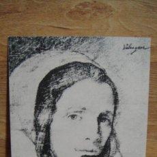 Postales: VELAZQUEZ - I FERIA NACIONAL DEL DIBUJO - BARCELONA 1976. Lote 102945535