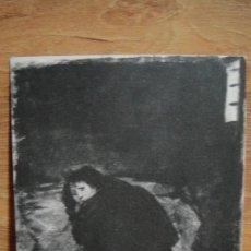 Postales: GOYA - I FERIA NACIONAL DEL DIBUJO - BARCELONA 1976. Lote 102945623