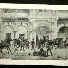 Postales: FERRANDIZ - FOTO/POSTAL PUBLICIDAD IMPERMEABLE CHRISTIAN- CABALLOS, CABALLOS -FOTO LACOSTE MADRID -. Lote 103129935