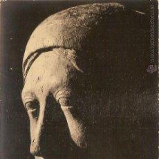 Postales: VIERGE ROMANE DU S. XIIE CHAPELLE DE JAILHAC - NOTRE-DAME-DE-CLAVIERS - FOTO DE ALBERT MONIER - S/C. Lote 103391155