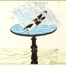 Postales: HANS WAP, SURFTAFEL 1981 - ART UNLIMITED C217 - S/C. Lote 103391655