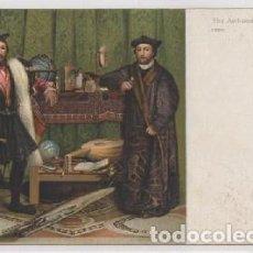 Postales: POSTAL DE ARTE. THE AMBASSADORS. H. HELBEIN P-ARTE-630. Lote 103742783