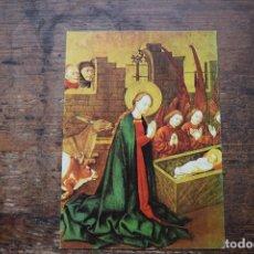 Postales: NACIMIENTO DE CRISTO, VIENA, SIN CIRCULAR. Lote 105642651