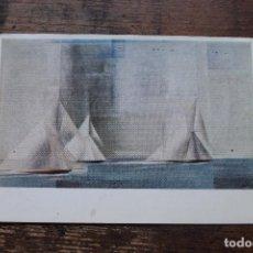 Postales: YATES, LYONEL FEININGER, 1961, SIN CIRCULAR. Lote 105719671