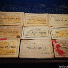 Postales: 170 POSTALES DIFERENTES DE ARTE.. Lote 105755995