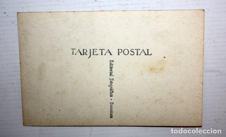 Postales: ANTIGUA FOTO POSTAL DEL ACTOR ENRIQUE BORRAS ORIOL (Badalona 1863-Barcelona 1957). SIN CIRCULAR - Foto 2 - 108779407