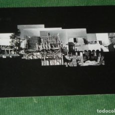 Postais: POSTAL PROMOCIONAL EXPO. FOTOGRAFIA CONTENIDORS ARQUITECTÒNICS DE JAUME MAYMO, 1999. Lote 109387287