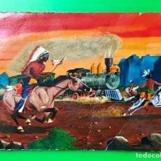 Postales: POSTAL INDIOS ESCRITA FECHA 1965. Lote 110402947