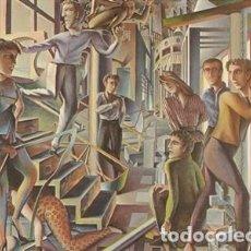 Postales: POSTAL ARTISTICA - GUILLERMO PEREZ VILLALTA PINTURA - 1978 - PRODC. DOS Y UNA - NUEVA. Lote 207821421