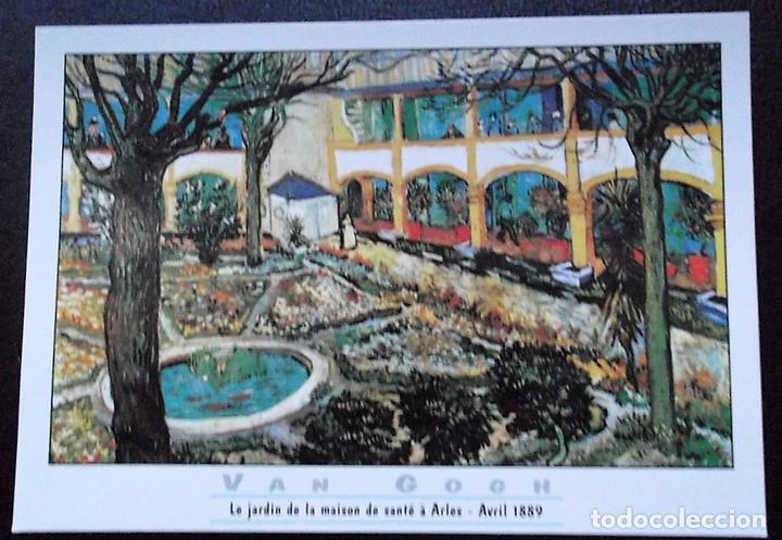 colección van gogh: le jardin de la maison de s - Kaufen Alte ...