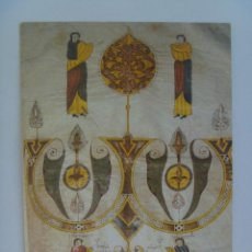 Postales: POSTAL DE LA BIBLIA DE 960 , LEON.. Lote 115525498