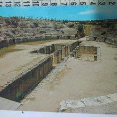 Postales: FOTO POSTAL ITALICA SEVILLA EL ANFITEATRO EDIC.RODRIGUEZ.NUR12 AÑOS 80. Lote 114290983