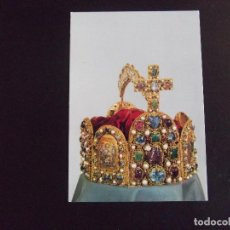 Postales: MUSEOS-V4-KUNSTHISTORISCHES MUSEUM-WIEN-THE CROWN OF THE HOLY ROMAN EMPIRE. Lote 115283235