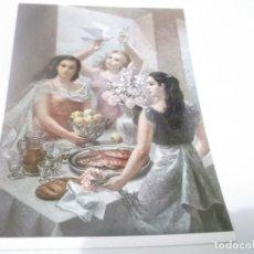 Postales: POSTAL MUSEO DE BELLAS ARTES SEVILLA. Lote 115294479