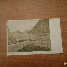 Postales: TARJETA POSTAL M. OLIVER PRO PATRIA SOCORRO DE LAS VICTIMAS DEL RIF SIN CIRCULAR. Lote 115315879