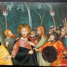 Postales: MONASTERIO DE SANTA MARÍA DE PEDRALBES (BARCELONA). 154 DECORACIÓN DE LA CAPILLA DE SAN MIGUEL DE FE. Lote 115490291