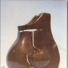 Postales: POSTAL ESCULTURA DE LIANE KATSUKI - BRASIL INTER ART GALERIE - S/C. Lote 115856607