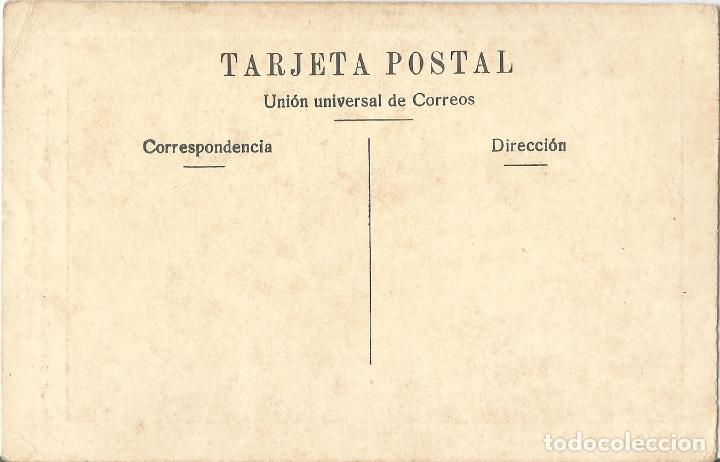 Postales: POSTAL OBRA DE F.GOYA, EL ARZOBISPO D. JOAQUIN COMPANY, IGLESIA PARROQUIAL DE SAN MARTÍN DE VALENCIA - Foto 2 - 116778067