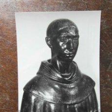 Postales: TARJETA POSTAL. MUSEO DE ARTE MODERNO DE TARRAGONA. EL NOVICIO. FOTO RAYMOND. JULIO ANTONIO. Lote 116869815