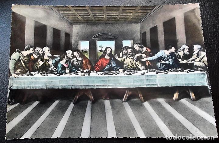 Cuadro La Ultima Cena De Leonardo Da Vinci Nu Kaufen Alte