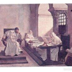 Postales: ANTIGUA POSTAL - LOS INQUISIDORES - J. P. LAURENS - RELIGIÓN - MUSEO DE LUXEMBURGO - SIN CIRCULAR. Lote 117514215