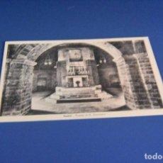Postales: POSTAL SIN CIRCULAR - ASSIS - TUMBA DE SAN FRANCISCO - EDITA ALTEROCCA. Lote 119053287