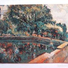 Postales: TARJETA POSTALES - ESTANQUE JOAQUIM MIR TRINXET - MUSEO ESTRADA - ESPLUGAS . Lote 119125871