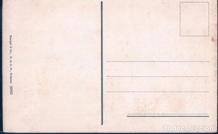 Postales: POSTAL MILANO - LA CENA - L DA VINCI - STENGEL & CO 29865 - Foto 2 - 119648151
