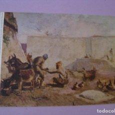 Postales: POSTAL MUSEO DE ARTE MODERNO. (BARCELONA). MARIANO FORTUNY HERRADOR MARROQUÍ. ED. FISA.. Lote 125212679