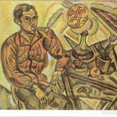 Postales: V. NUBIOLA - 1917 - JOAN MIRO - POSTAL PRINTED GERMANY - AÑO 1993. Lote 127553099