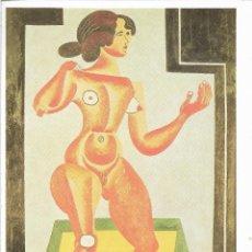 Postales: NUDE - 1921 - JOAN MIRO - POSTAL PRINTED GERMANY - AÑO 1993. Lote 127554279