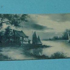 Postales: POSTAL FOTOGRÁFICA FORMATO 11 X 5 CM. Lote 127943739