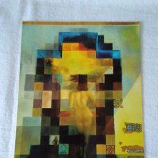 Postales: 24-POSTAL MUSEO DE DALI, GALA DESNUDA MIRANDO AL MAR, ORIGINAL.. Lote 128635123