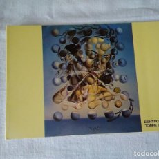 Postales: 23-POSTAL MUSEO DE DALI, DENTRO TORRE GALATEA. Lote 128635231