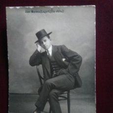 Postales: FOTOGRAFÍA DE JOSÉ MORENO. ( LAGARTIJILLO CHICO ). SIN CIRCULAR.. Lote 128665711