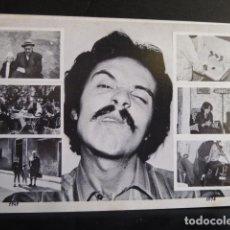 Postales: JORDI CERDA -AUTORRETRATS -. Lote 194317383