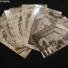 Postales: EL CONDE DE LUXEMBURGO TEATRO DE NOVEDADES ACTO PRIMERO. Lote 131279931