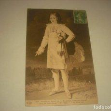 Postales: MUSEE VERSAILLES 128. NAPOLEON, FRANÇOIS-JOSEPH . CIRCULADA 1909.. Lote 132398102