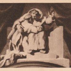 Postales: POSTAL VICH - CATEDRAL - SANT RAMON DE PENYAFORT - J.M. SERT - ED MUMBRU - NUEVA - Nº 46. Lote 132731470