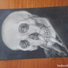 Postales: POSTAL METAMORFOSIS -TETE DE MORT -PFB 305 -AÑOS 20 . Lote 133262138